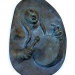 Indian-Drummer-bronze